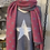 Thumbnail: Velvet Star V-Neck Jumper