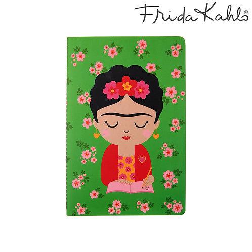 Frida A5 Notebook