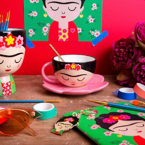 Frida Cup & Saucer