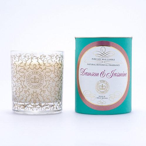 Royal Kew Damson & Jasmine Candle