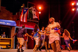 IN THE HEIGHTS, Fall 2015