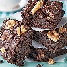 Double Chocolate & Walnut Brownie