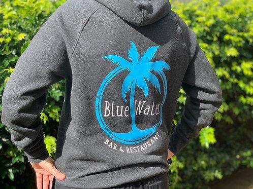 Blue Water Hoodies