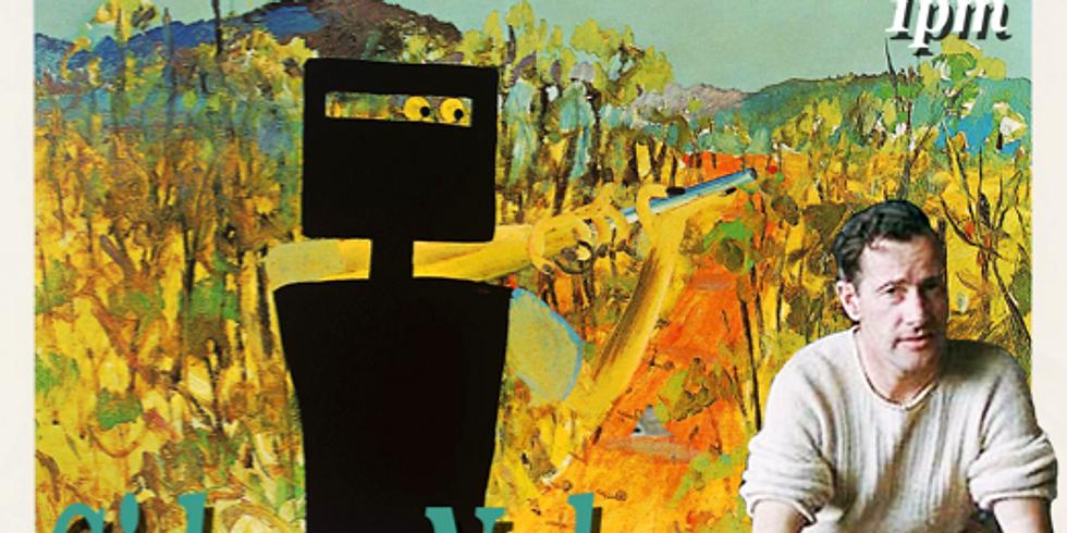 Paint & Sip- Sidney Nolan First Class Marksman