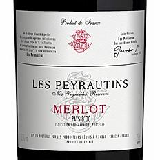 Les Peyrautins Merlot