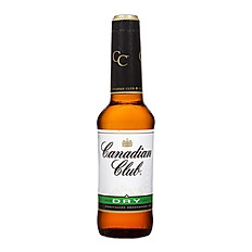 Canadian Club and Dry