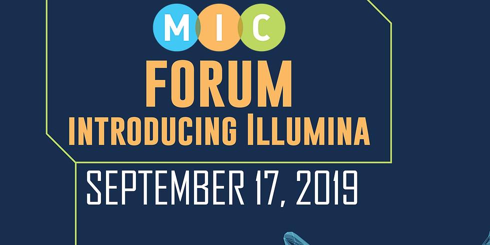MIC Forum Introducing Illumina
