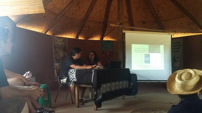 Comunidad Mapuche Relmu Rayen Chod Lafken