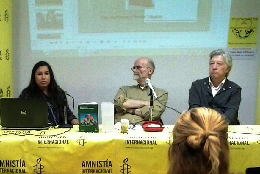 Amnistia Internacional Madrid, España