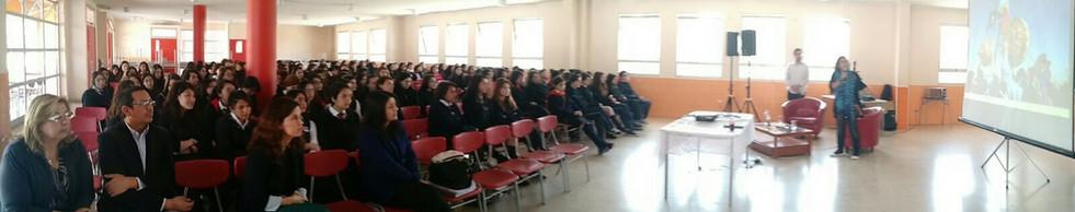 Liceo Bicentenario de niñas de Maipú