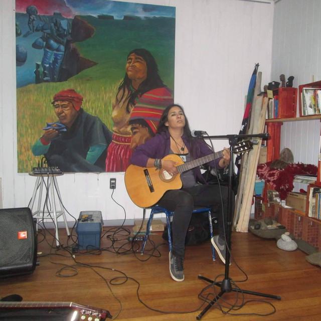 Galería artística y literaria MAPUÑUQUE
