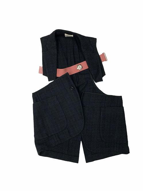 PARTS jacket03 collar body 3010