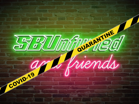 SBUnfurled and Friends Episode 10: Quarantined with SBU's Director of Basketball Operations