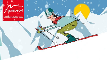 Montafon | Sicher durch den Skitag.