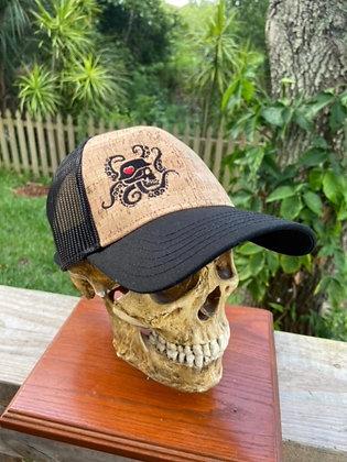 Cork Trucker Hat