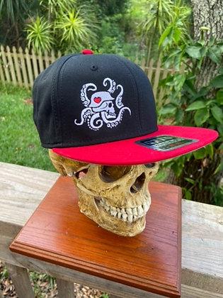 Red Bill Octo Hat