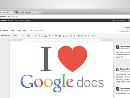 ТОП 7 дополнений для работы в Google Docs