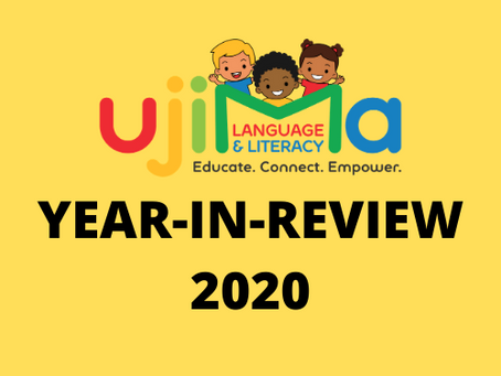 Year-in-Review 2020 Annual Meeting