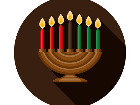 Kwanzaa Holiday Reflections 2020