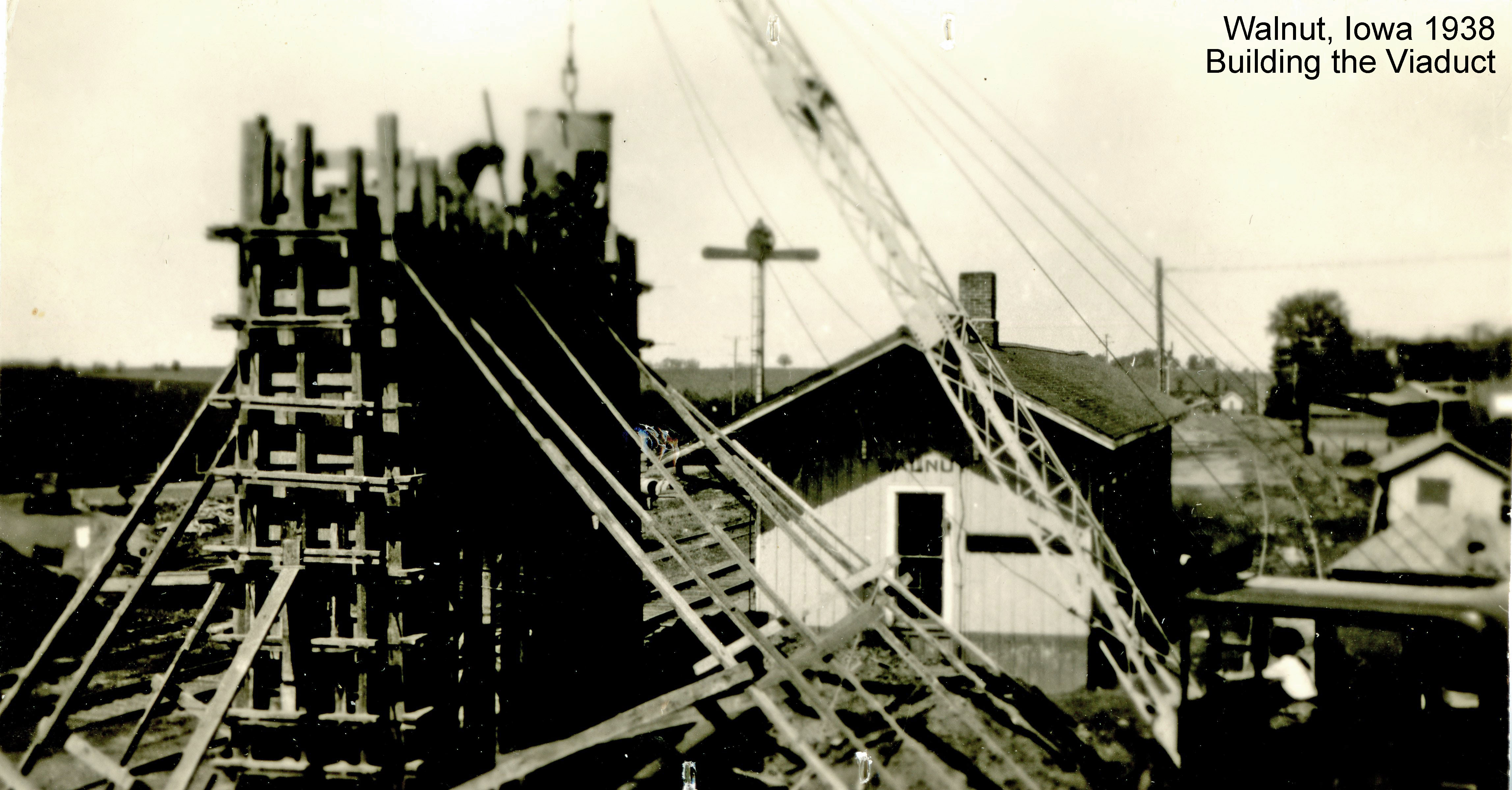 Building the Viaduct