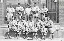 1910 baseball team