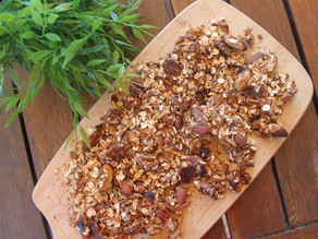 Crunchy Vegan Granola