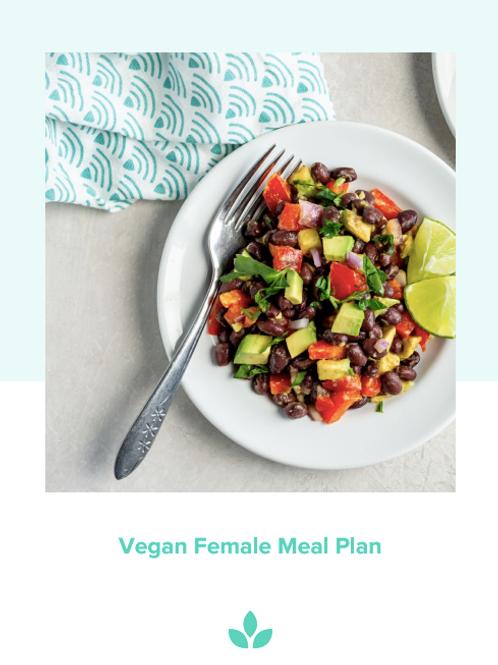 Female Vegan Meal Plan