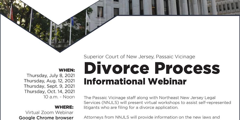 Divorce Process Informational Webinar