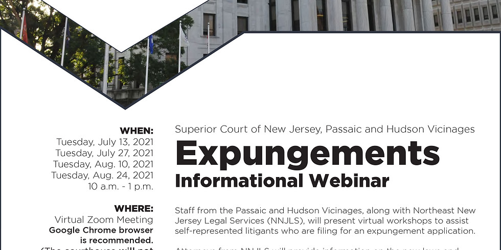 Expungements Informational Webinar (2)