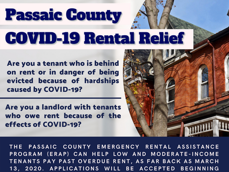 COVID-19 Housing and Rental Relief Resources