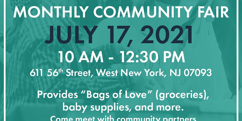 Dvine Konektion Monthly Community Fair