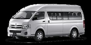 Minibus - Thai call taxi