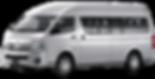 Booking a Minibus - Thai call Taxi