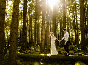 Alex & Quyen Emerald Forest TMinspired P