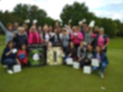 Photo des participantes