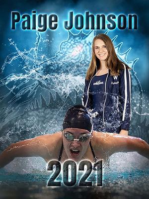 WAHS Swim 2021