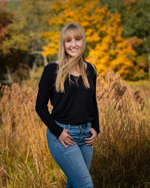 Ellie Strausser, Senior 2021