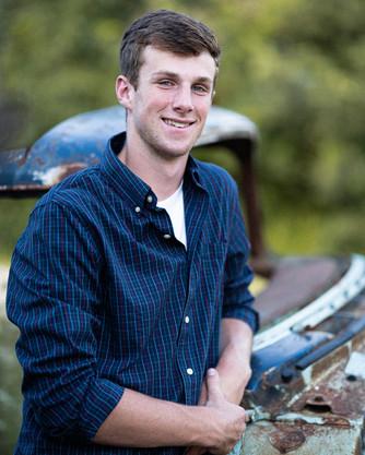 Owen Trumbull, Senior 2021