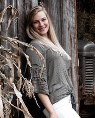 Leah Peterson, 2021 Graduate