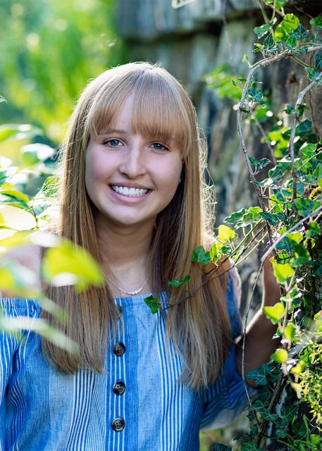 Ellie Strausser, EHS 2021 senior