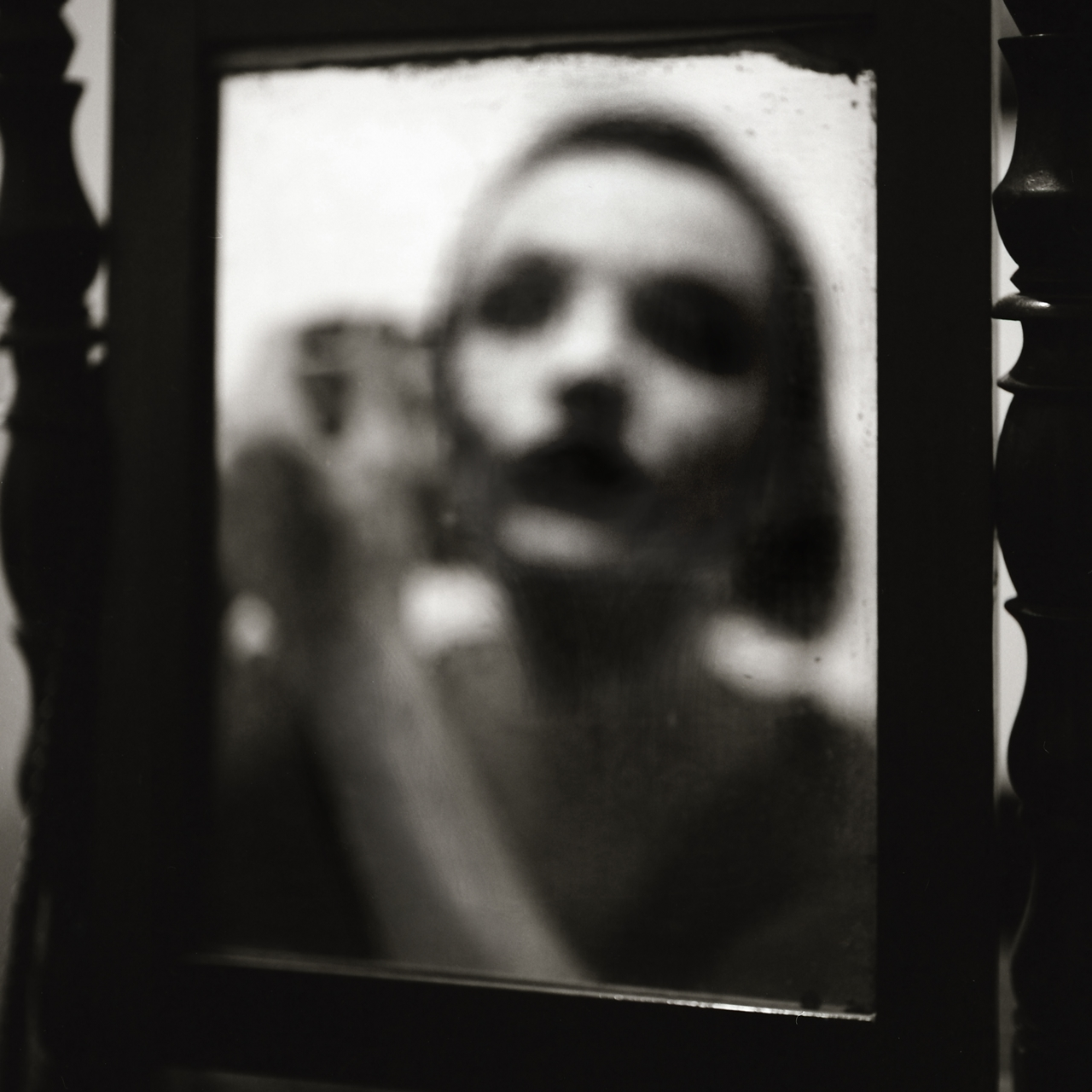 Ritratto Allo Specchio. A.M.