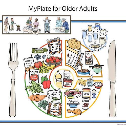 Corso di alimentazione e fasce d'età