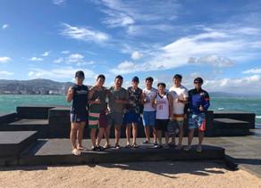 2018年関西大学ラグビー留学フォトギャラリー