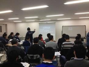 日本ラグビー協会の「RUG NET」のセミナー講師をしました