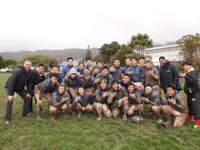 2014年常翔啓光学園ラグビー部 NZ遠征