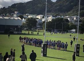 ニュージーランドにラグビーが戻ってきました。