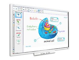 Interactive dispalys and large format display