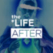 the life after podcast logo header cover