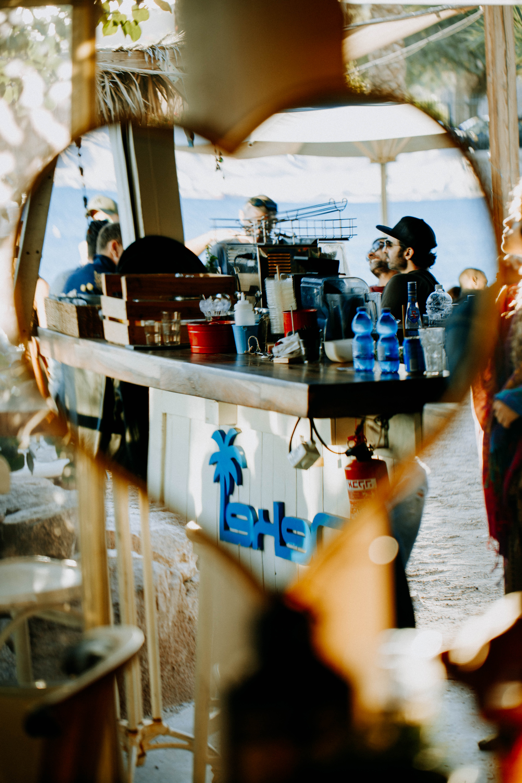בר מסעדה חוף הדקל