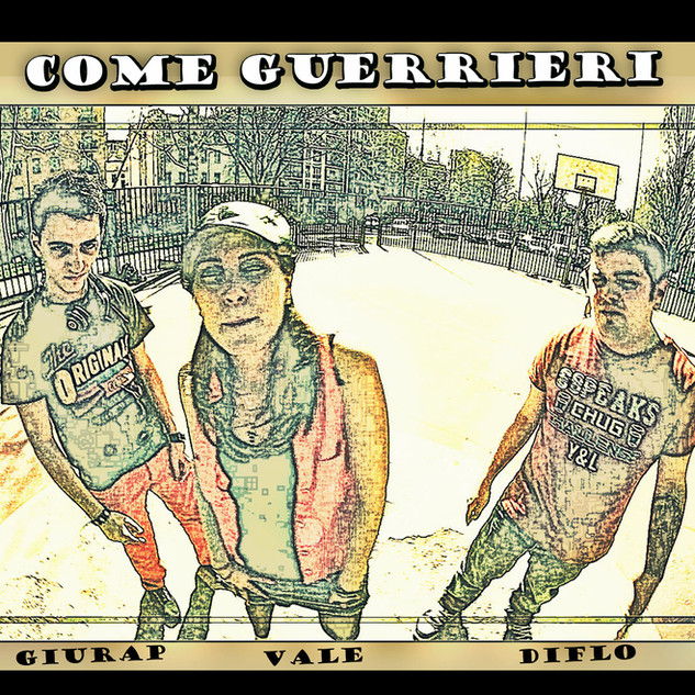 Come Guerrieri - Single
